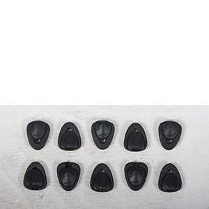 LACE LOCK BLACK - 10 PACK
