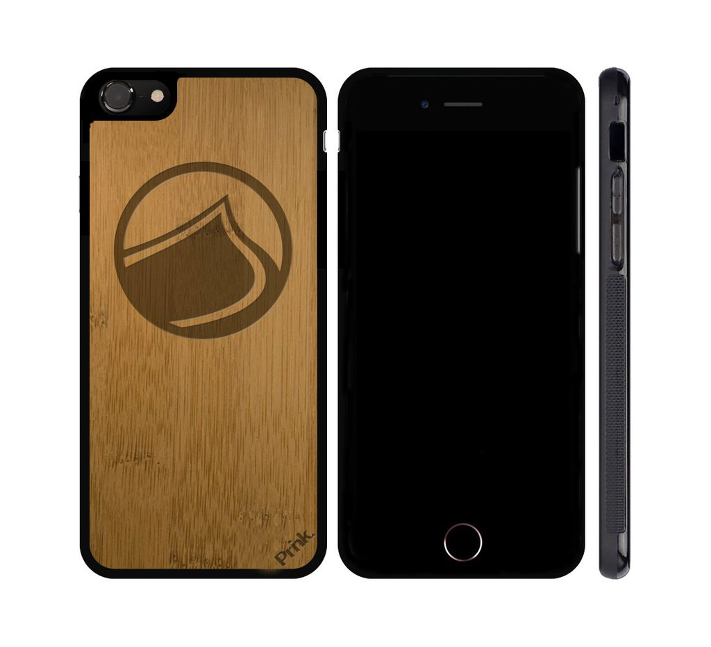 Solo Drop Wood Case